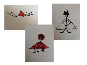 Superhero Stretches!-Yoga and Sensory Breaks for the Classroom