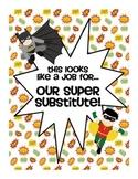 Superhero Sub Binder