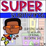 Superhero Subitizing