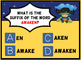 Superhero Suffixes Promethean ActivInspire Flipchart Lesson