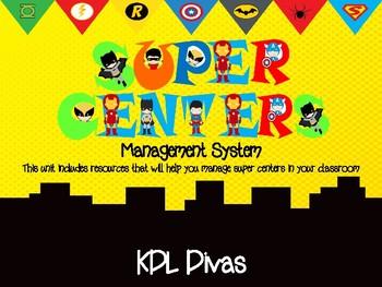 Superhero Super Centers