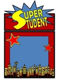 Superhero Super Student of the Week