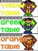 Superhero Supply Bin Labels