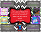 Superhero Swag Sentences Poster Packet