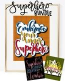 Superhero Teacher Bundle of 3 Printables