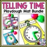 Superhero Theme Time Playdough Mats BUNDLE