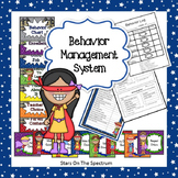 Superhero Clip Chart Complete Behavior Management System