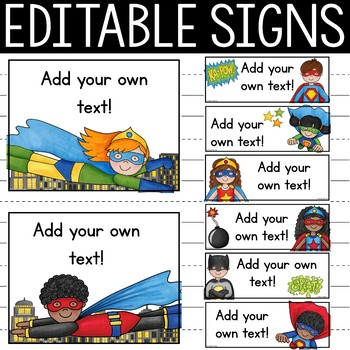 Superhero Theme Behavior Chart - Superhero Theme Classroom Decor