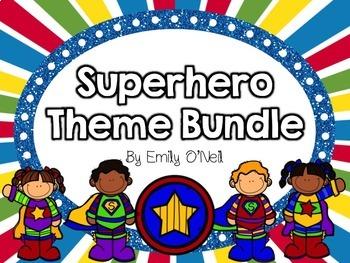 Superhero Theme Bundle