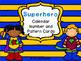 Superhero Theme Calendar Kit Bundle