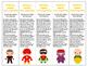 Superhero Theme Evaluate a website like a Superhero bookma