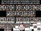 Superhero Theme- Reading & Math Workshop Rotation Board Signs