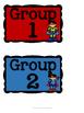 Workshop Rotation Signs