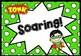Superhero Theme Peg-It Chart!