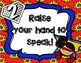 Superhero Theme Whole Brain Teaching Rule Posters