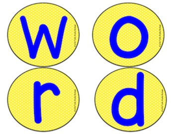 Superhero Theme Word Wall Letters and Banner