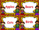 Superhero Themed Book Basket Labels