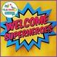 Superhero Classroom Theme Decor Pack