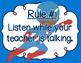 Superhero Themed Classroom Rules