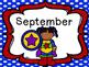 Superhero Themed Happy Birthday Bulletin Board Display