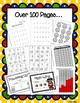 Superhero Themed Mad Math Minute Addition Facts Sums to 20