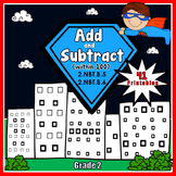 Addition and Subtraction within 100