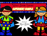 Superhero Themed Whole Brain Teaching Bundle