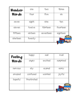 Superhero Themed Word Wall - Student Word Wall