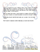 Superhero Themed Writing Paper~ Sky to Ground Formation