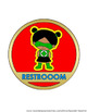 Superhero Bathroom Sign - Bilingual - Editable
