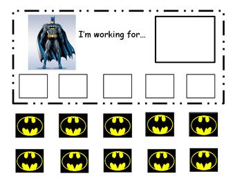 Superhero Token Board Bundle