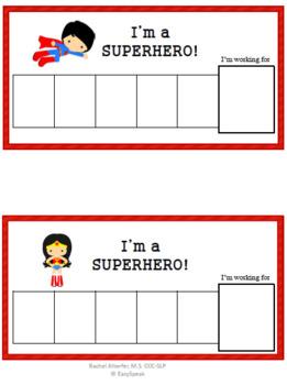 Superhero Token Reward System