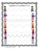 Superhero Visual Motor and Fine Motor tracing pack! k 1 2 special ed OT