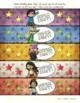 Superhero Water Bottle Labels for Teachers, Staff, or Students! SET 3