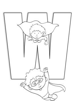 Welcome Banner (Superhero)