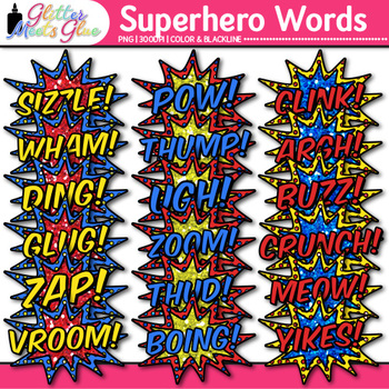 Comic Book Sound Effects Onomatopoeia Set Stock Vector 509268742 ...