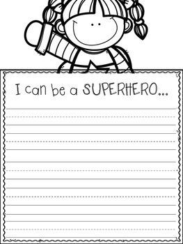 Superhero Writing Craft