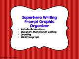 Superhero Writing Project