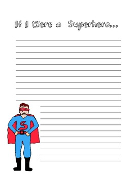 If I Were A Superhero - Poem by LaTisha Parkinson
