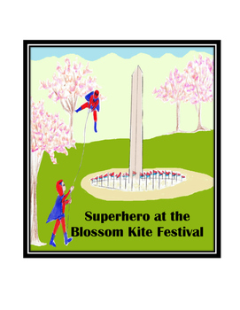 Superhero at the Blossom Kite Festival-NEW
