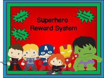 Superhero behavior pack