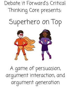Superhero on Top (1-2)