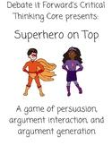 Superhero on Top (6-8)