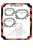 Superhero theme - All About Me