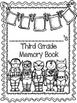 Third Grade Memory Book (Superheroes)