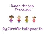 Superheroes Adjectives