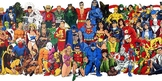 Superheroes! Assembly / Presentation