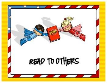 Superheroes Batman Reader Workshop
