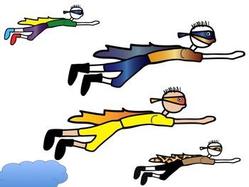 Superheroes FLY