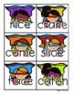 Superheroes Hard C / Soft C Card Sort and Practice